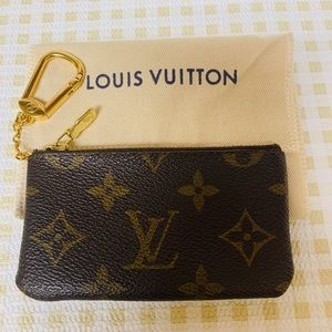 Louis Vuitton Cles Pouch